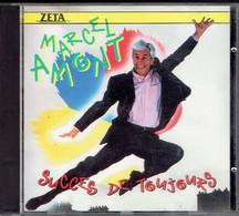 Succès De Toujours Par Marcel Amont (Zeta, 1989) - Compilations