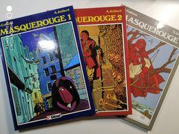 MASQUEROUGE Cycle1 (Cothias/Juillard) Lot T1-2-3 - Neuf - Boeken, Tijdschriften, Stripverhalen