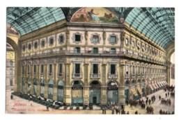 148, Italie Lombardia,  Milano, Ottagano Della Galleria Vittorio Emanuele - Milano (Milan)