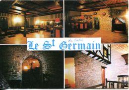 N°4771 T -cpsm Saint Germain Du Corbeis -club Privé- - Hotels & Gaststätten