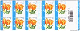 Belgium CA 054** Tulipe Orange  BUZIN MNH - Booklets 1953-....