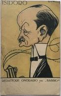 V 72025 - ISIDORO - Redattore Onorario Del Babbio - Anno 1915 - Illustrators & Photographers