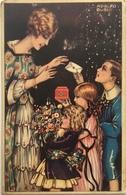 V 72026 - Rara Illustrazione Firmata - Adolfo Busi - Busi, Adolfo