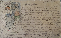 V 72029 - Luis XIII - Anno 1900 - Illustrators & Photographers