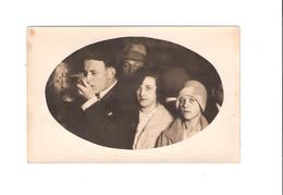 Carte Photo FOIRE Fête Foraine TIR à La CARABINE  1928 - Altri