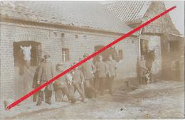 Riencourt Les Cagnicourt  Carte Allemande Février 1917 - Autres Communes