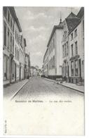 Mechelen - La Rue Des Vaches. - Mechelen
