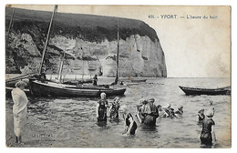 YPORT -L'heure Du Bain - Yport