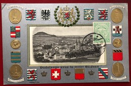 Luxembourg Dudelange Avec Le Mont St Jean - Dudelange