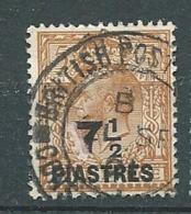 Grande Bretagne  Levant  - Yvert N° 61 Oblitéré    Ay 12711 - British Levant