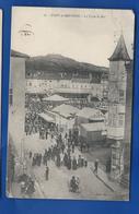PONT-A-MOUSSON   La Foire De Mai    Animées     écrite En 1905 - Pont A Mousson