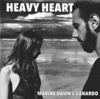 Marine DAWN & CANARDO - Heavy Heart - CD - Disco & Pop