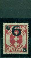 Danzig, Wappen Nr. 106 B III BPP Geprüft - Danzig