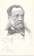 Portrait De Louis Pasteur D'après Champollion - Edition E. Protet, Carte Non Circulée - Andere Beroemde Personen