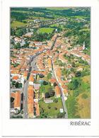CPM - édit. CIM - RIBERAC - Coup D'œil Sur La Ville - Riberac