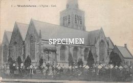 1 Kerk - Westvleteren - Vleteren