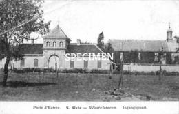 Porte D'Entrée S. Sixte - Westvleteren - Vleteren