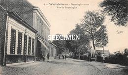 4 Poperinghe Straat - Westvleteren - Vleteren