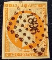 16 - 11 - PC 1896 Marseille Bouches-du-Rhône 12 - 1853-1860 Napoleon III