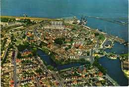 Netherlands > Groningen > Delfzijl 1974 Via Yugoslavia - Delfzijl
