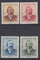 LUXEMBURG - Michel - 1948 - Nr 435/38 - MNH** - Unused Stamps