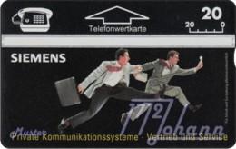AUSTRIA Private: *Siemens* - SAMPLE [ANK P216] - Autriche