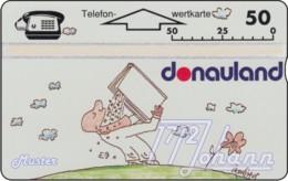 AUSTRIA Private: *Donauland 1* - SAMPLE [ANK P260] - Autriche