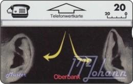 AUSTRIA Private: *Oberbank Wettbew. '93 - 2* - SAMPLE [ANK P270] - Autriche