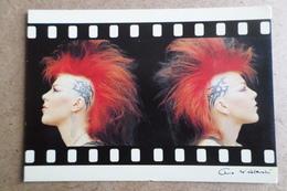 Chris WROBLEWSI - Jeune Femme Punk - Tatouage, Photographie,  Artistes - Artistes