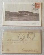 Cartolina Postale Da Cheren (Eritrea) Per Campiglia (PI) - 31/07/1902 - Eritrea