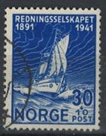 Norwegen Norway 1941. Mi 235, Used O - Usados