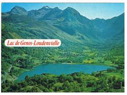 CPSM LAC DE GENOS LOUDENVIEILLE - Francia