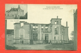 LE CHATEAU - ED. FENAL - Francia