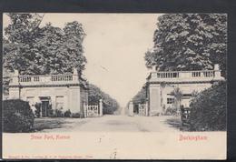 Buckinghamshire Postcard - Stowe Park, Avenue, Buckingham DC2625 - Buckinghamshire
