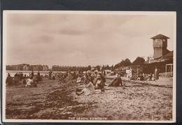 Devon Postcard - The Beach, Exmouth    DC2653 - Andere