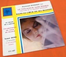 Vinyle 45 Tours  Raymond Boisserie Le Voyageur Sans étoile (1961) - Bambini