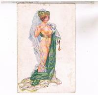 Illustrateur Mathide Herouard Femme Seins Nus - Illustrators & Photographers