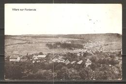 Carte P  ( Villars Sur Fontenais ) - JU Jura