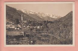 OLD POSTCARD - SWITZERLAND -  CENTOVALLI - INTRAGNA - TI Tessin