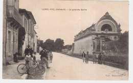 CPA HERAULT.LUNEL-VIEL.LA GRANDE SERRE - Lunel