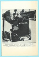 1067 - USA - NATIONAL POSTAL MUSEUM - US MAIL MOTOR CYCLE - Poste & Facteurs