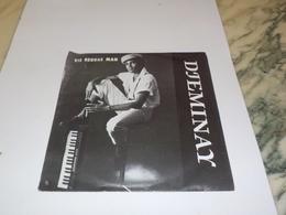 45 TOURS DJMINAY VIE REGGAE MAN - Vinyles