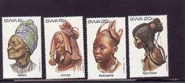 Afrique Du Sud - SWA 1982, SWA 1982 - Mi 528 - 531, Neufs - Mint - Südafrika (1961-...)