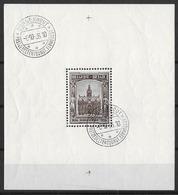 België/Belgique - 1936 - Tuberculosebestrijding. Borgerhout - BL5 - Antituberculeux. Afgestempeld/Oblitéré. - Blocks & Kleinbögen 1924-1960
