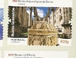Portugal  ** & Centenary Museums, Archaeological Carmo Museum, Lisbon 1864-2019 (6836) - Architecture