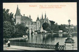 HONGRIE - BUDAPEST - Landwirstschaftliches Museum - Hongrie