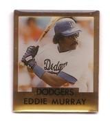 AA309 Pin's Base Ball Baseball Dodgers Eddie Murray  Achat Immédiat - Baseball