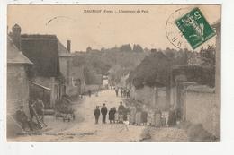 DAUBEUF - L'INTERIEUR DU PAYS - 27 - Sonstige Gemeinden