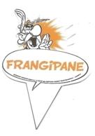 BD - Etiquette De Pâtisserie [galette Frangipane] - Ill. Astérix - Books, Magazines, Comics