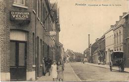 Moerbeke - Opperstraat En Banque De La Dendre. - Moerbeke-Waas